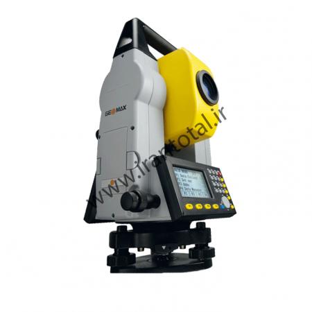 توتال استیشن ژئومکس مدل ZOOM 20 Pro با دقت ۳ ثانیه