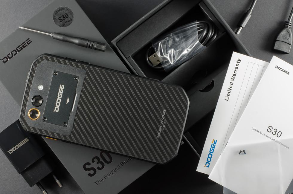 موبایل صنعتی s30