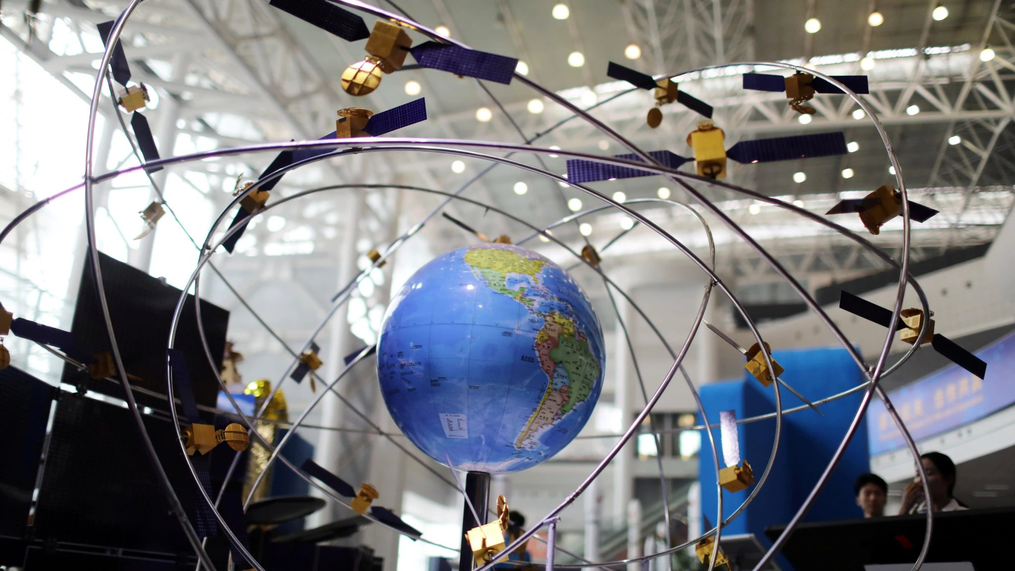 BeiDou چین از GPS آمریکا پیشی گرفت