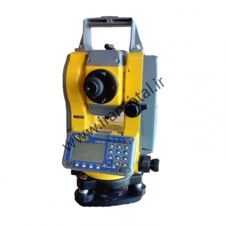 توتال استیشن اسپکترا TS415با دقت ۵ثانیه